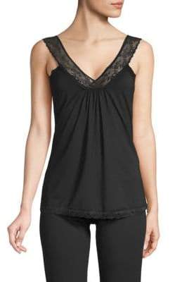 Mimi Holliday Embroidered Lace Camisole