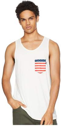 Rip Curl Plethera Heritage Pocket Tank Top Men's Clothing