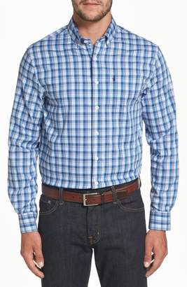 f55bab6c099 ... johnnie-O Heathland Classic Fit Check Sport Shirt