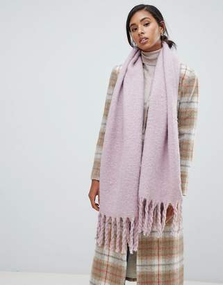 New Look scarf in lilac