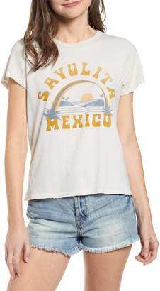 Junk Food Clothing Sayulita Mexico Graphic Tee