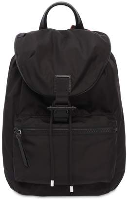 Givenchy Nylon Backpack With Star Straps