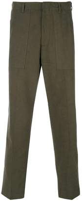Stella McCartney tailored cargo trousers