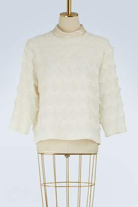 Marc Jacobs Blouse with ruffles