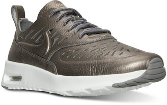 Nike Women's Air Max Thea Joli Running Sneakers from Finish Line $120 thestylecure.com