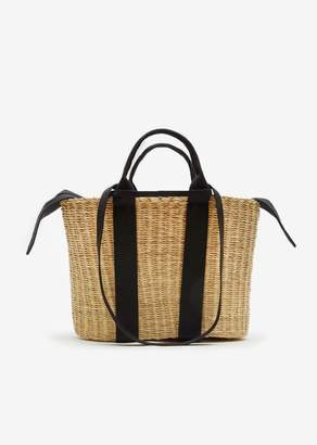 Muun Medium Caba Straw Bag
