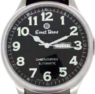 """Ernst Benz Chronosport"""" Stainless Steel Mens Watch"""