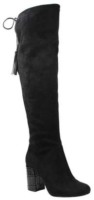 J. Renee Calcari Over the Knee Boot