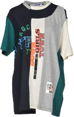 Sjyp T-shirts - Item 12193033RW