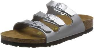 Birkenstock Womens Florida Synthetic Sandals