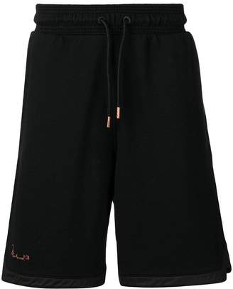 Marcelo Burlon County of Milan basic track shorts