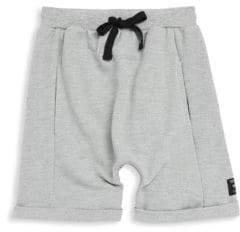 Little Boy's Textured Shorts
