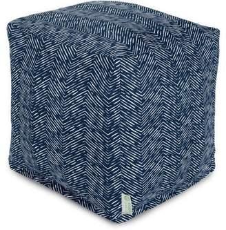Generic Majestic Home Goods Navajo Bean Bag Cube, Indoor/Outdoor