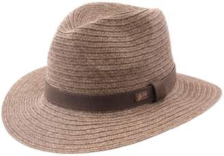 Bailey Of Hollywood Foley Fedora Hat Size M Brown