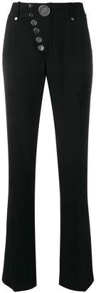 Alexander Wang snap buttoned trousers