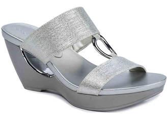 Andrew Geller Aylee Wedge Sandal - Women's