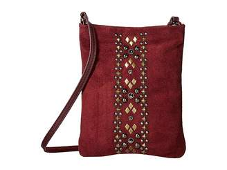 Leather Rock Sienna Crossbody Cross Body Handbags