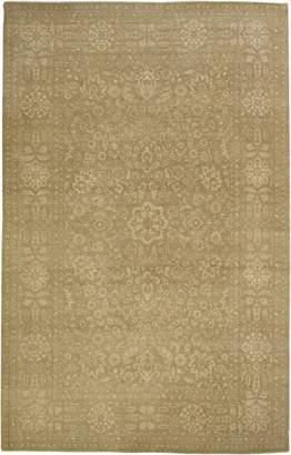 Ralph Lauren Harper Tonal Cream Wool Rug
