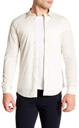 Diesel Leppard Slim Fit Printed Shirt