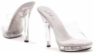 ELLIE SHOES Vanity Shoes Women's Adult Halloween Costume Accessory