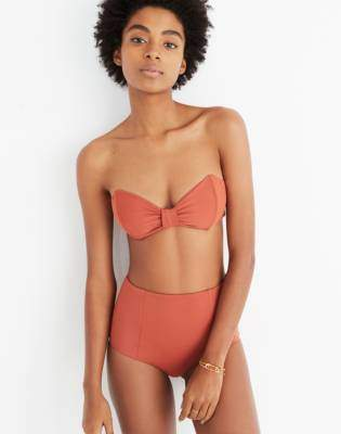Madewell The Ones Who Madeline Bikini Top
