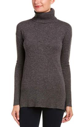 Sofia Cashmere sofiacashmere Sofiacashmere Cowl Neck Cashmere Sweater