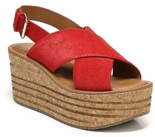 Franco Sarto Caroline Platform Wedge Sandal