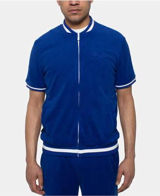 Sean John Men Full-Zip Terry Track Jacket