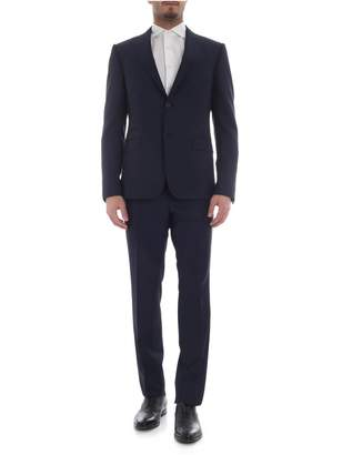 Ermenegildo Zegna Fresh Wool And Mohair Suit