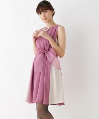 Couture Brooch (クチュール ブローチ) - クチュール ブローチ Dorry Doll サイドバイカラーワンピース