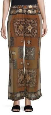 Raga Bohemian-Print Pants