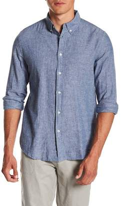 Joe Fresh Linen Blend Regular Fit Shirt