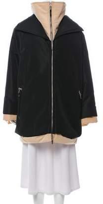 Gianfranco Ferre Layered Short Coat