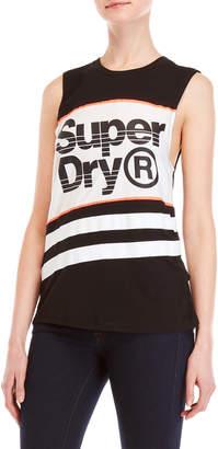 Superdry Logo Fitness Tank