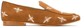 Blue Bird Shoes suede Boysh Bees loafers