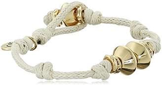Sam Edelman Knotted Bead Bracelet