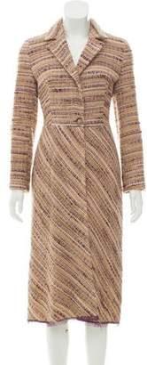 Prada Wool Bouclé Coat