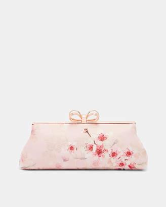 Ted Baker DIONA Soft Blossom clutch bag