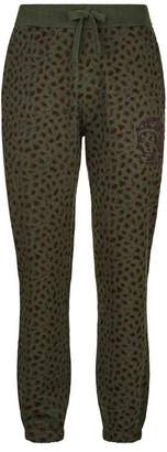 Billionaire Boys Club Leopard Print Sweatpants