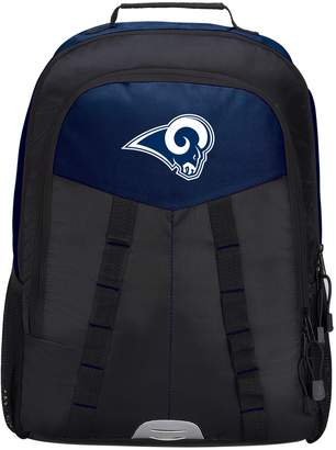 "Nfl Los Angeles Rams ""Scorcher"" Sports Backpack"