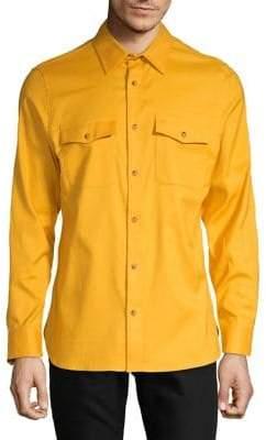 Calvin Klein Casual Button-Down Shirt