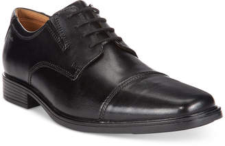 Clarks Men's Tilden Cap Toe Oxford $90 thestylecure.com