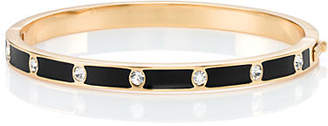 Kate Spade Set in stone enamel stone hinged bangle