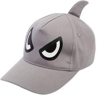 Shark Cotton Gabardine Baseball Hat