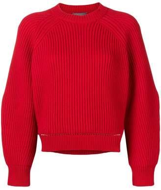 Alexander McQueen chunky knit jumper