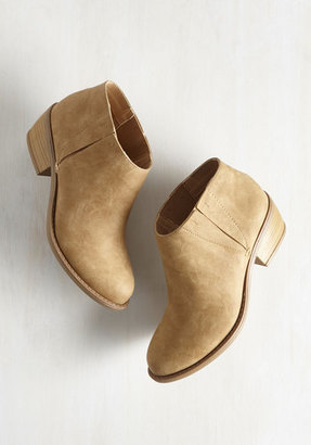 Fortune Dynamic The Quest Is Yet to Come Bootie $44.99 thestylecure.com