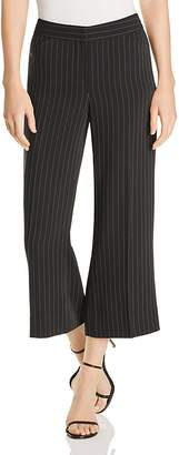 Le Gali Savanah Pinstriped Crop Flare Pants - 100% Exclusive