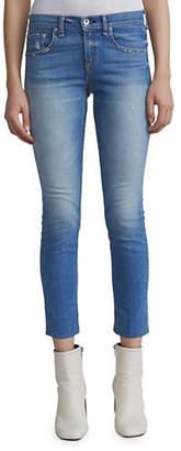 Rag & Bone Ankle Dre Cropped Jeans