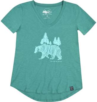 United By Blue United by Blue Pine Bear T-Shirt - Women's