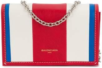 Balenciaga Bazar chain crossbody bag